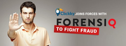 Clickky and Forensiq Announce a Partnership to Battle Mobile Fraud