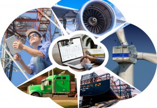 CloudVisit MRO Software for Aviation and Wind Turbine Inspection Software