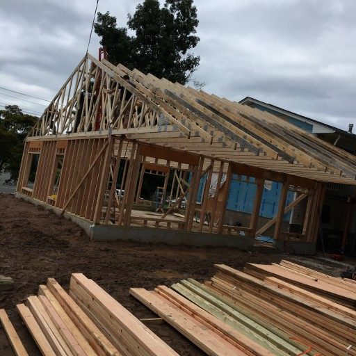 Local 279 Carpenters Build Home Addition for Disabled Firefighter