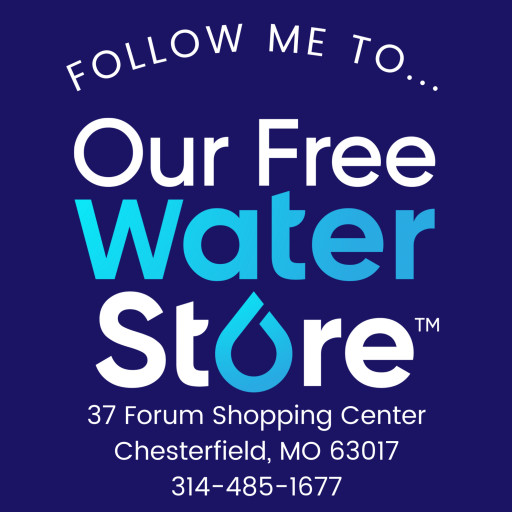 Our Free Water Store Opens First Store in Chesterfield, Missouri
