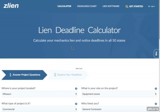 Construction Lien Law Leader Launches Free Deadline Calculator
