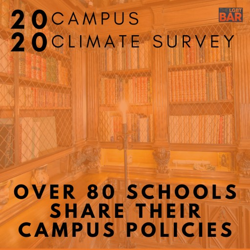 The National LGBT Bar Association Releases 2020 Law School Campus Climate Survey Data and Toolkit