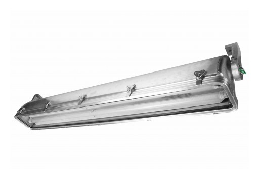 Larson Electronics Releases 56W Explosion-Proof LED Fixture, 7,000 Lumens, Dimmable, DALI Network