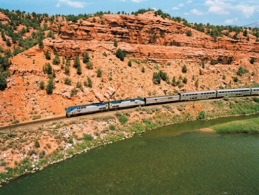 Romancing the Rails to Glenwood Springs, Colorado