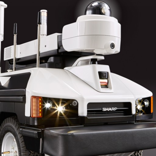 """HARDCAR Security and Sharp Electronics to Unleash Sharp INTELLOS Unmanned Security Robot Vehicle in """"Lunch & Learn"""" Event"""