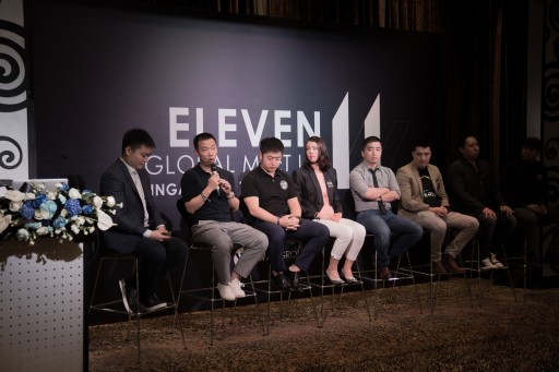 WXY Group Sparks Off Captivating Conversations With ELEVEN Global Meetup at Mandarin Orchard