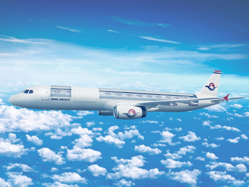 Proponent Selected by Sine Draco Aviation Technology to Support A321-200 SDF Freighter Conversions