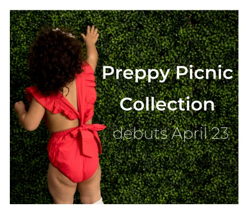 BunnyBear is Set to Take Center Stage With Its Preppy Picnic Collection