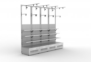 Super YI (Smart shelves)