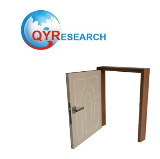 New Trends in WPC Door Frames Market 2019: QY Research