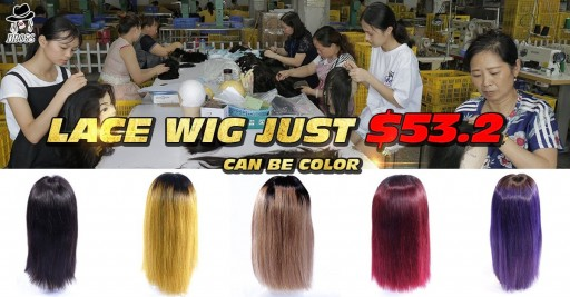 Brazilian Hair Wig Extensions Sales Booming