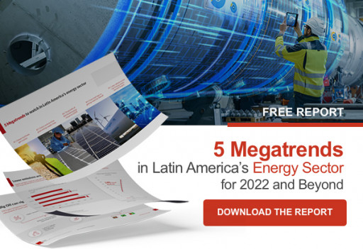 AMI Publishes Report on 5 Energy Megatrends in Latin America for 2022