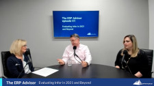 Shawn Windle and Carly Shube review Infor CloudSuite ERP products