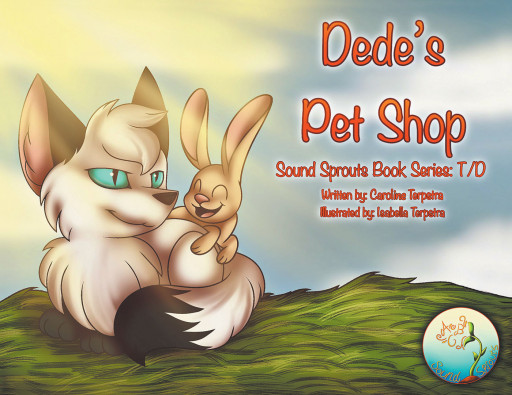 Author Caroline Terpstra's New Book 'Dede's Pet Shop' is an Educational Book That is Meant to Educate Children in a Sneaky Way