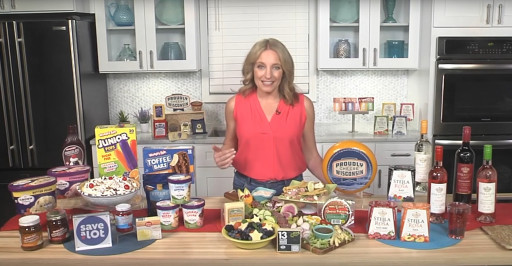 Chef Julie Hartigan Shares Summer Entertaining Ideas With TipsOnTV