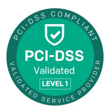 Invoiced PCI-DSS Compliance Seal