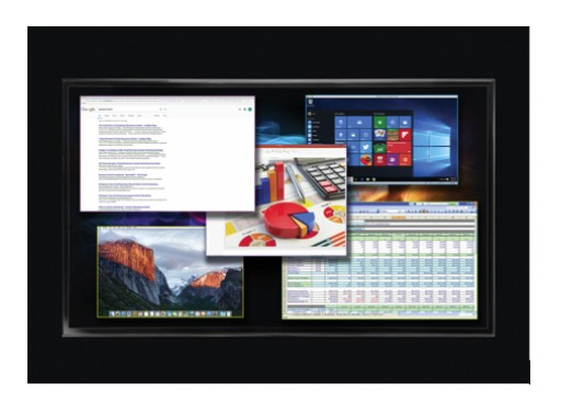 DVDO to Showcase TILE, Its New Universal Presentation and Collaboration Product at ISE 2018