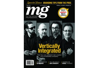 'mg Magazine', May 2018