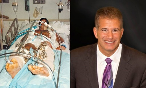 Spring Break Tragedy - Miraculous Recovery: Attorney Celebrates 29th Year of Life by Helping Pay the Medical Bills of a Student Who Had a Remarkably Similar Experience