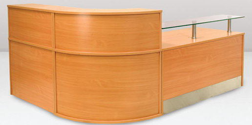 office reception desk furniture. Holmfirth, United Kingdom, February 4, 2015 (Newswire.com) - Leading Yorkshire Based Furniture Retailer Has Just Launched A New Reception Desk That Comes In Office