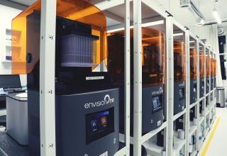 Print Parts Production Lab