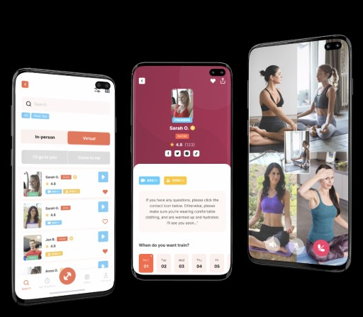 Squatz Launches the World's First All-in-One Virtual Fitness Platform That Connects Friends and Expert Trainers for Personalized Fitness Sessions From the Comfort and Safety of Their Own Home