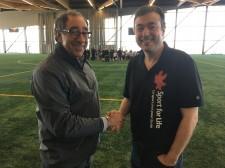 Selection Camp for Team Quebec