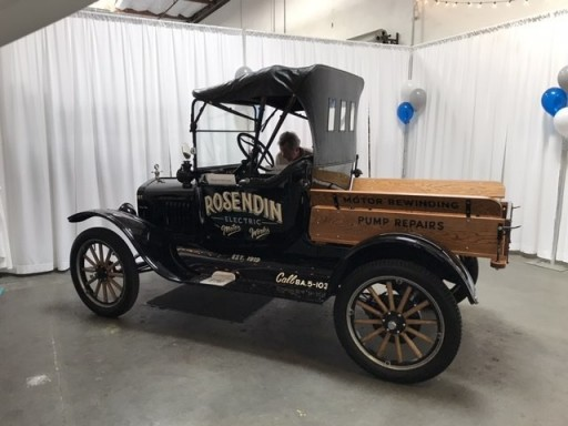 Rosendin Electric Celebrates 100-Year Anniversary