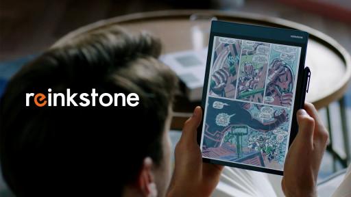 Reinkstone Announces Launch of the R1 — An Impressive Next-Generation True-Color E-Paper Tablet