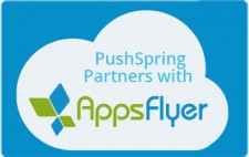 PushSpring Partners with AppsFlyer