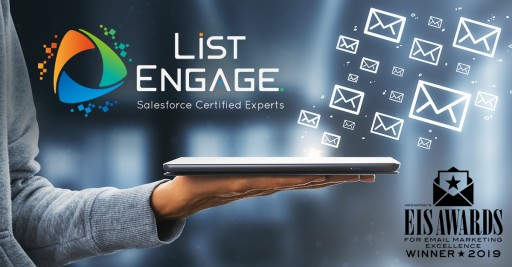 ListEngage Recognized for Excellence in Digital Marketing