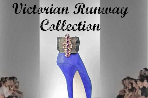 ReviveAmor Releases Stunning New Victorian Runway Collection