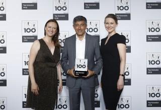 Top 100 Award Ceremony