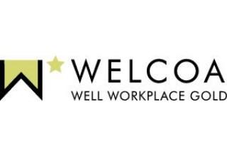 Gold Well Workplace Award Logo