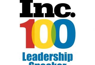 Inc.com 100 Leadership Speaker