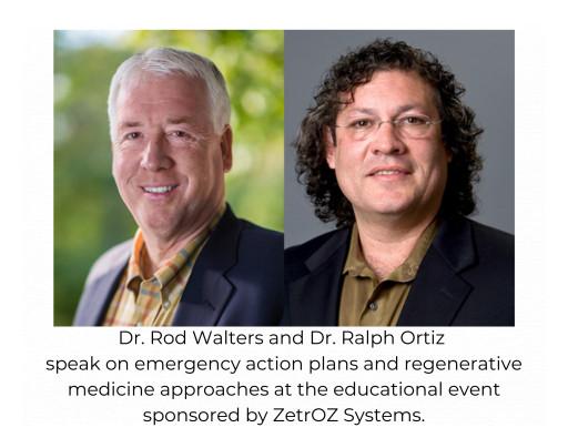 ZetrOZ to Sponsor Continued Medical Education Event June 26 in Atlanta, Georgia