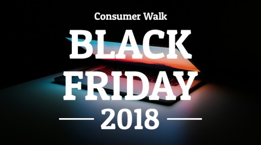 The Best MacBook Black Friday and Cyber Monday Deals for 2018: Consumer Walk Reveals Early MacBook Pro and Air Deals