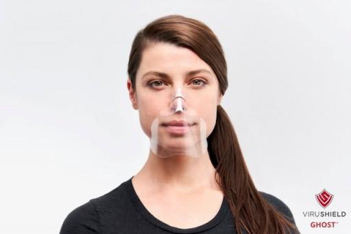 ViruShield Debuts Revolutionary New Ghost Respiratory Shield on Modern Living With Kathy Ireland