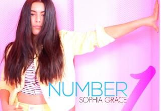Sophia Grace 'Number 1' Cover Art