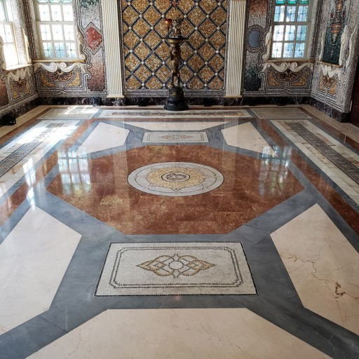 Classic Marble Restoration, Inc. Begins Work on Versace Mansion
