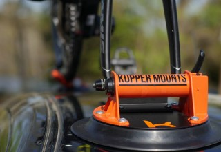 Kupper Mount Up Close
