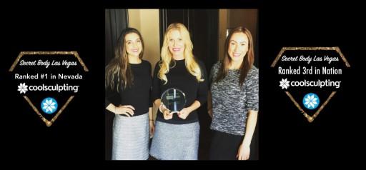 Award Winning Coolsculpting Las Vegas at Secret Body Medical Spa With Iconic Global Reviews in Las Vegas