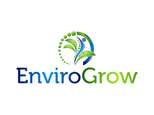 EnviroGrow Receives First U.S. Patent for Fully Controllable Cannabis Grow Systems