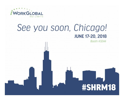 iWorkGlobal to Exhibit at 2018 SHRM Conference