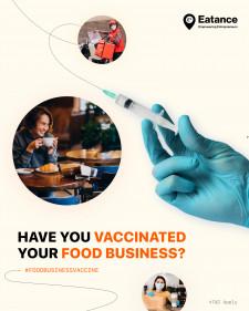 Eatance Food Business Vaccine