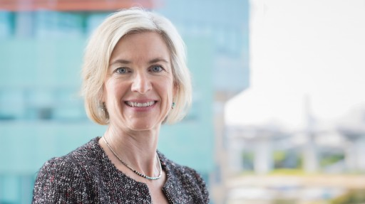 Jennifer Doudna Opens Lab at the Gladstone Institutes