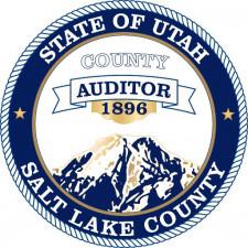 Salt Lake County Auditor's Seal