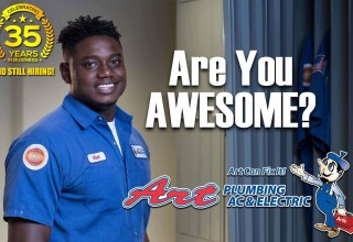 Art Plumbing, AC & Electric - Awesome Company, Awesome People