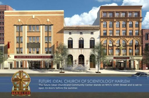 Future Church of Scientology Harlem