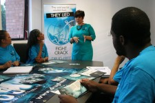 Executive Director Foundation for a Drug-Free World South Africa, Carmen Margro